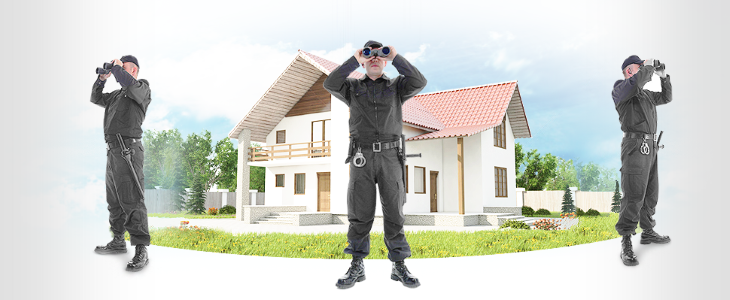 Охрана частной собственности