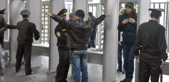 Антитеррористическая деятельность ЧОП