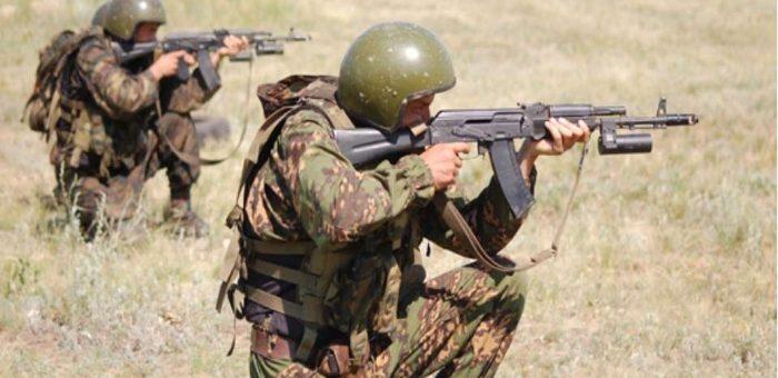 Теория огневой подготовки бойцов ЧОП