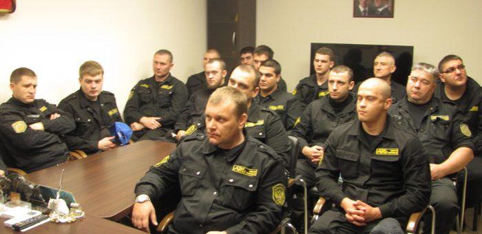 Обучение охранников с получением лицензии