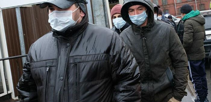 Охрана в период пандемии