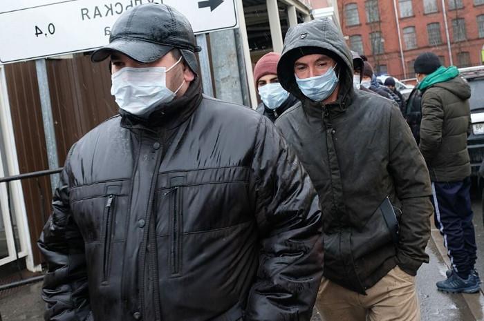 ЧОП в период Пандемии